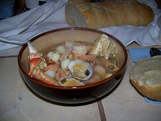 Crab and Clam Gumbo