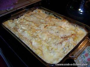 crab-lasagna