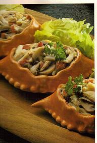 Crab With Mushrooms Recipe-photo courtesy Istock.com