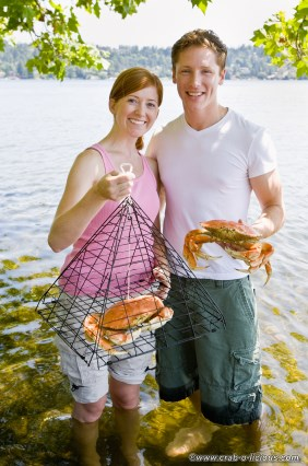 catching-dungeness-crab