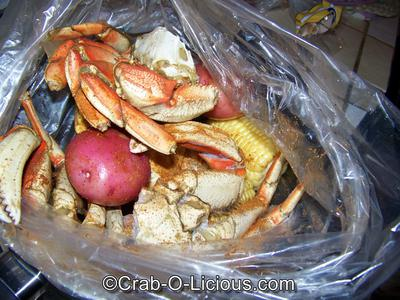 Crab Fest for Two