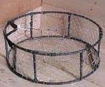 round-crab-pot