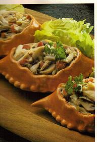 Crab With Mushrooms Recipe-photo courtesy Istock.com