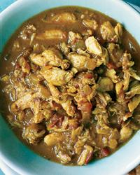 Crab Curry by Food & Wine.com