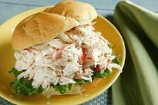 Imitation Crab Meat Sandwich-courtesy-Istock.com